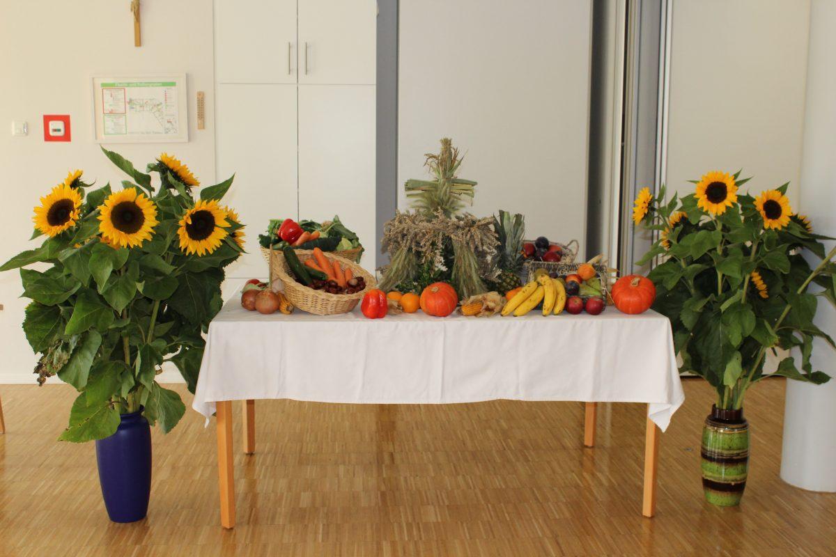 Erntedank/Herbstfest