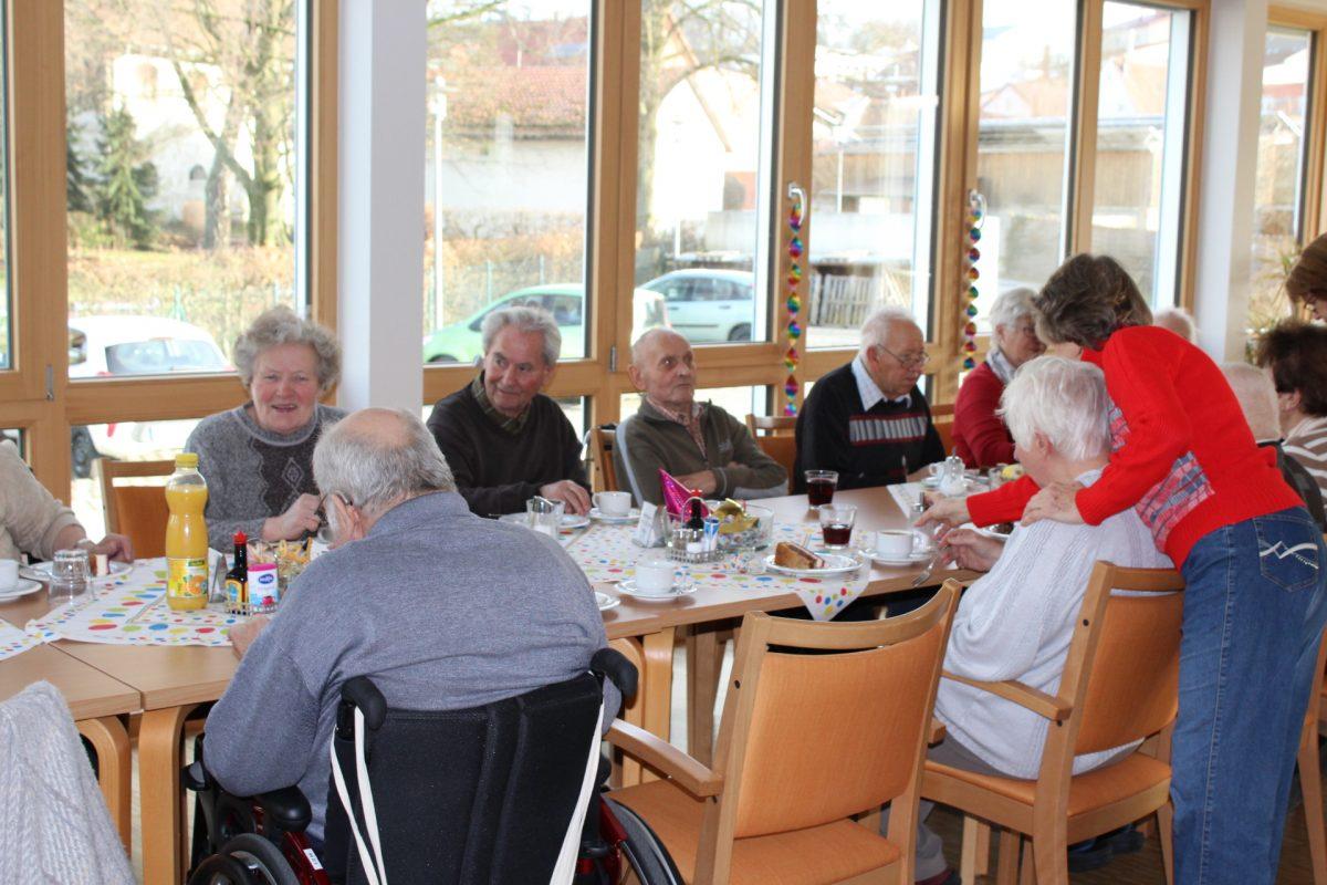 Frauenbund Pürten/St. Erasmus zu Besuch