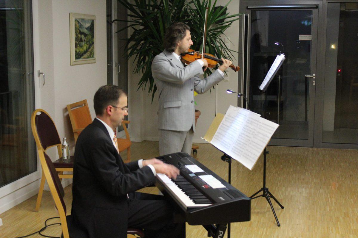 Herbstkonzert mit Csaba Csaby