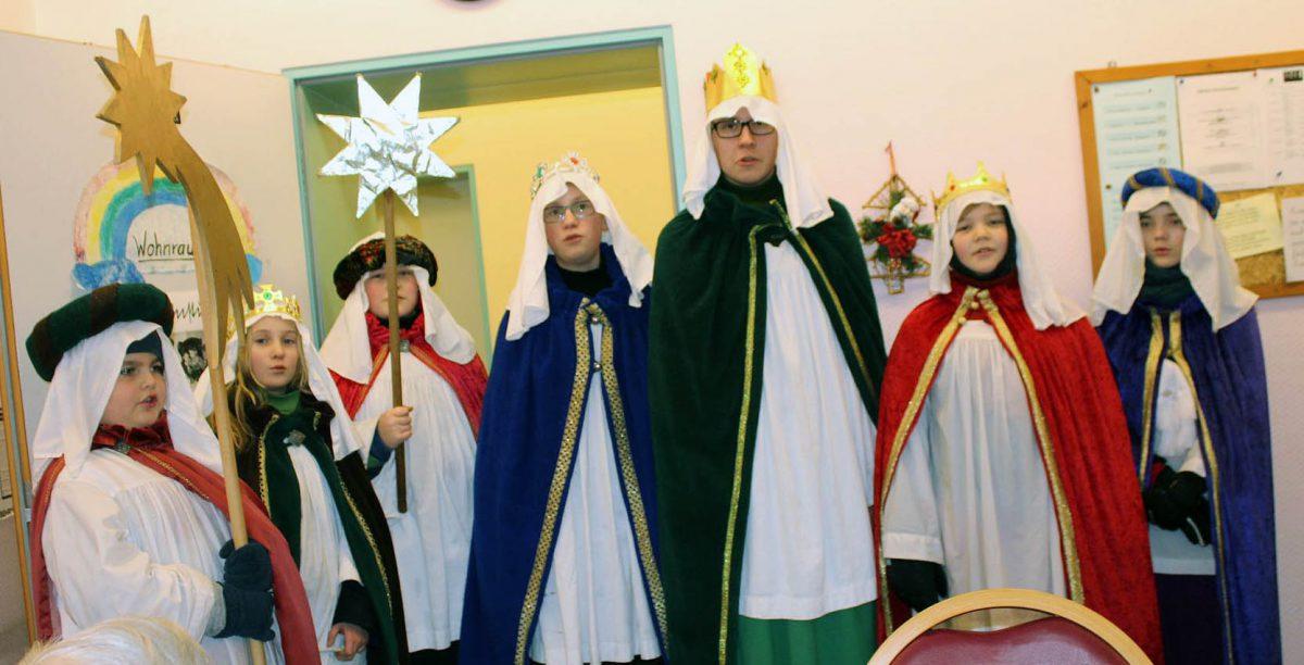 Neujahrskonzert mit Besuch der Hl. Drei Könige