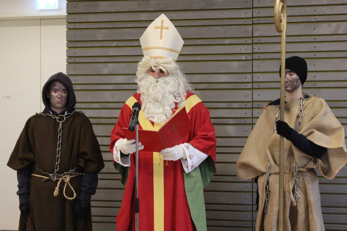 Senioren Advent im Bischof Bernhard Haus