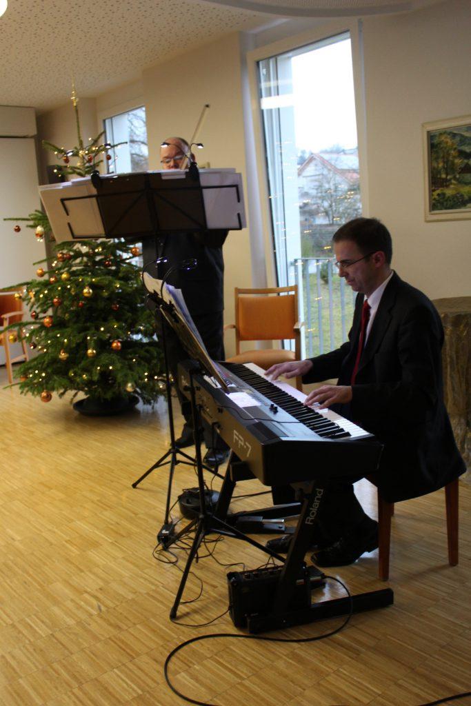 Konzert mit ungarischen Musikern