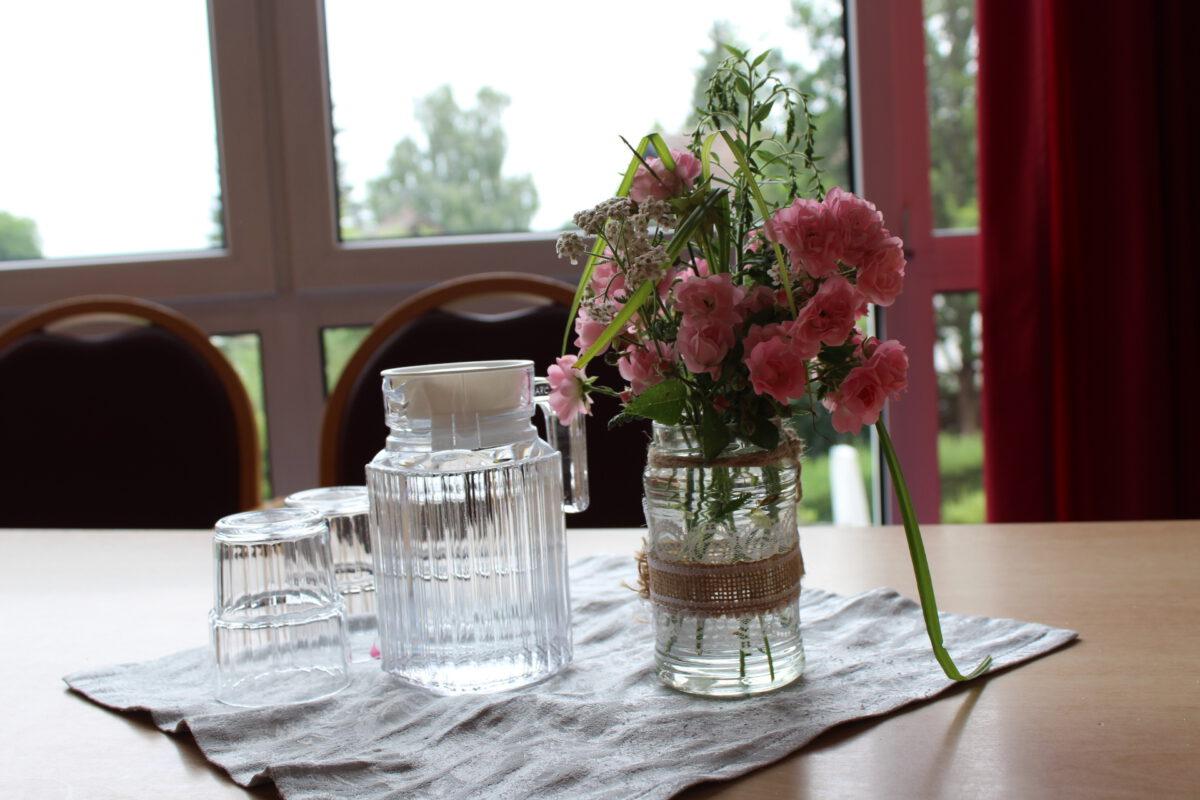 Blumensträusse für die Wohnbereiche