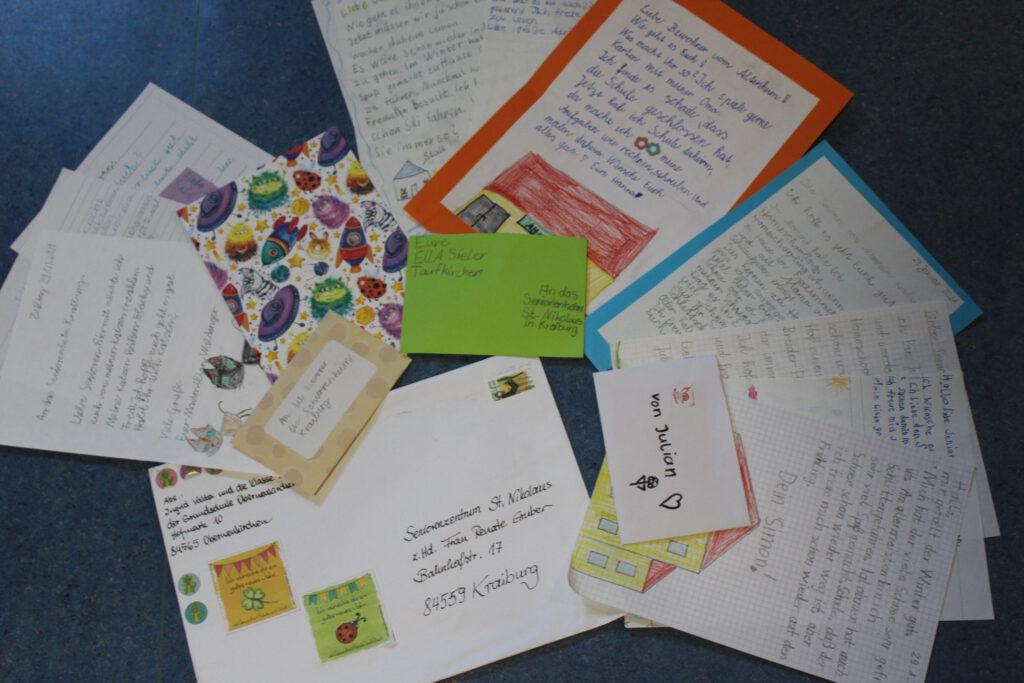 Brieffreundschaft trotz homescooling