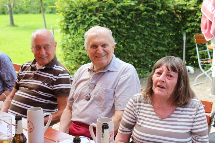 Seniorennachmittag Wuhrmühle